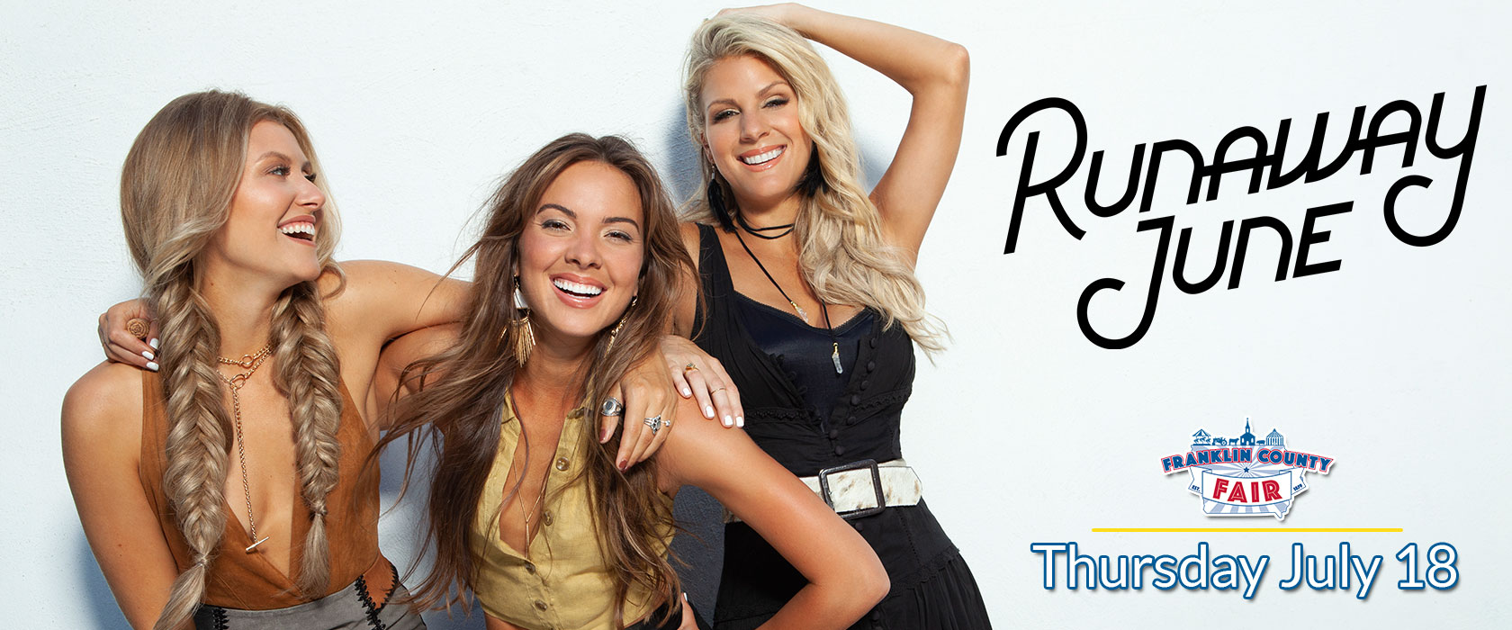 Franklin County Fair Runaway June - Thursday July 18