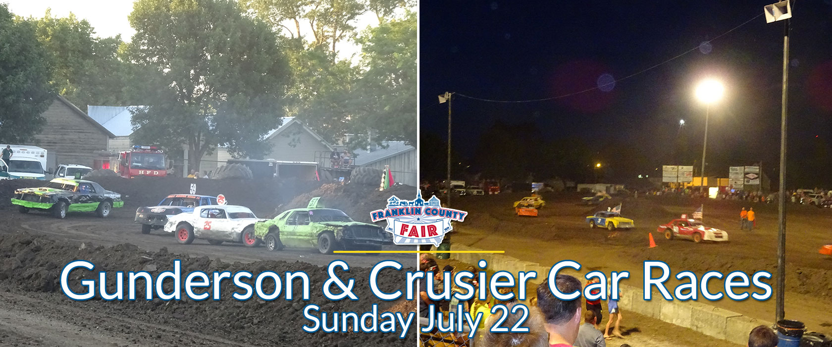 Gunderson & Cruiser Car Races Slide Image