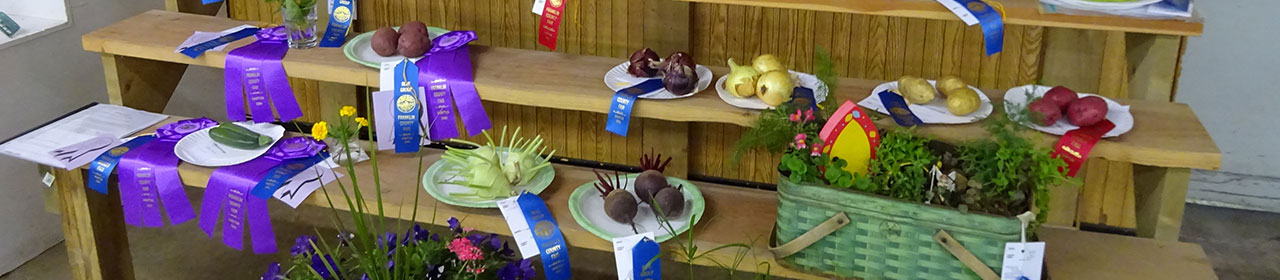 Franklin County Fair Rules, Regulations, and Forms